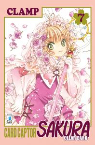 CARD CAPTOR SAKURA CLEAR CARD n.7