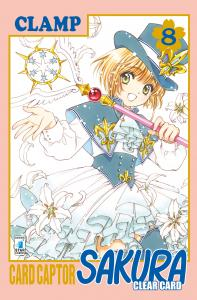 CARD CAPTOR SAKURA CLEAR CARD n.8