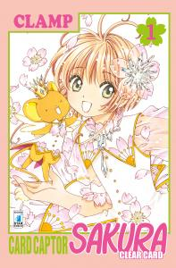 CARD CAPTOR SAKURA CLEAR CARD n.1