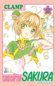 CARD CAPTOR SAKURA CLEAR CARD n.2