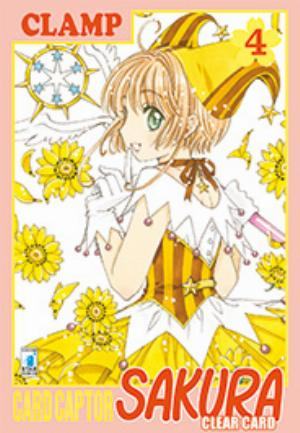 CARD CAPTOR SAKURA CLEAR CARD n.4
