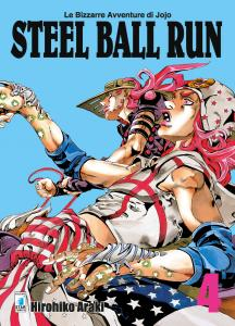 JOJO - STEEL BALL RUN n.4