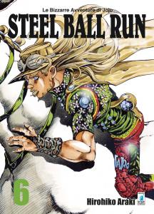 JOJO - STEEL BALL RUN n.6