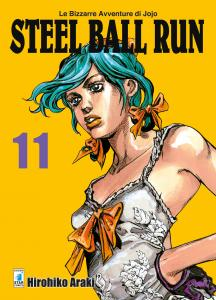JOJO - STEEL BALL RUN n.11