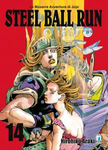 JOJO - STEEL BALL RUN n.14