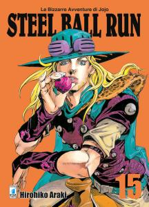 JOJO - STEEL BALL RUN n.15
