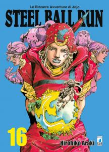 JOJO - STEEL BALL RUN n.16
