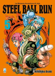 JOJO - STEEL BALL RUN n.5
