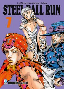 JOJO - STEEL BALL RUN n.7