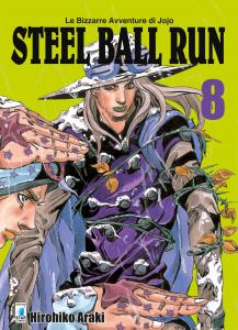 JOJO - STEEL BALL RUN n.8