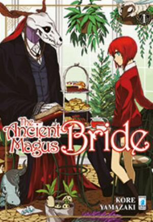 THE ANCIENT MAGUS BRIDE n.1