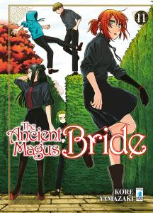 THE ANCIENT MAGUS BRIDE n.11