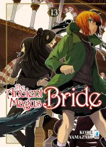 THE ANCIENT MAGUS BRIDE n.13