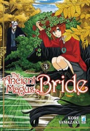 THE ANCIENT MAGUS BRIDE n.3