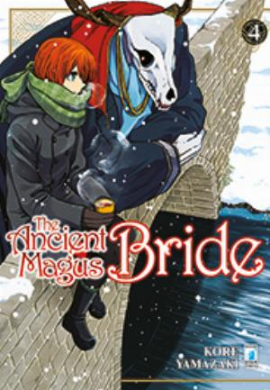 THE ANCIENT MAGUS BRIDE n.4