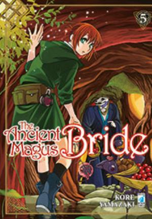 THE ANCIENT MAGUS BRIDE n.5
