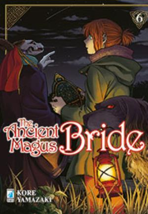 THE ANCIENT MAGUS BRIDE n.6