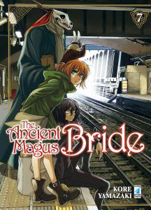 THE ANCIENT MAGUS BRIDE n.7