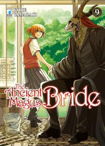 THE ANCIENT MAGUS BRIDE n.9