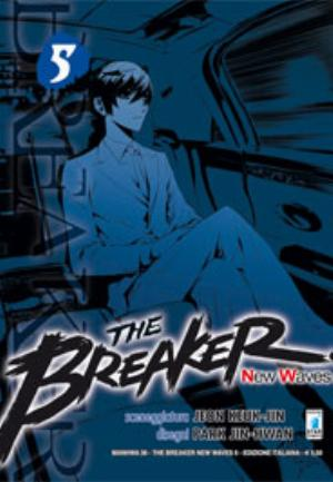 THE BREAKER NEW WAVES n.5