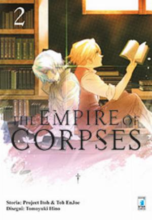 THE EMPIRE OF CORPSES n.2