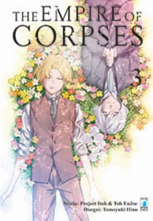 THE EMPIRE OF CORPSES n.3