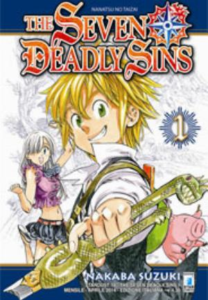 THE SEVEN DEADLY SINS - NANATSU NO TAIZAI n.1