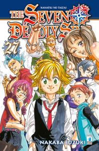 THE SEVEN DEADLY SINS - NANATSU NO TAIZAI n.27