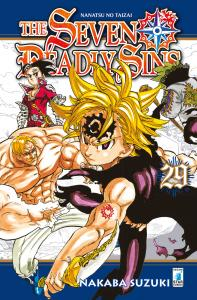 THE SEVEN DEADLY SINS - NANATSU NO TAIZAI n.29