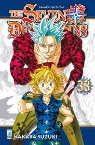 THE SEVEN DEADLY SINS - NANATSU NO TAIZAI n.33