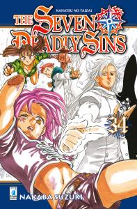 THE SEVEN DEADLY SINS - NANATSU NO TAIZAI n.34