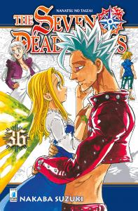 THE SEVEN DEADLY SINS - NANATSU NO TAIZAI n.36