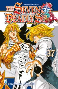 THE SEVEN DEADLY SINS - NANATSU NO TAIZAI n.37