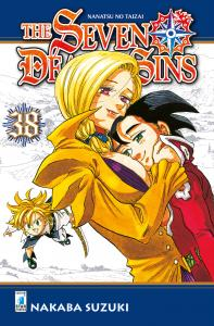 THE SEVEN DEADLY SINS - NANATSU NO TAIZAI n.38