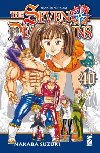 THE SEVEN DEADLY SINS - NANATSU NO TAIZAI n.40