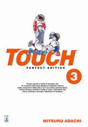 TOUCH PERFECT EDITION n.3