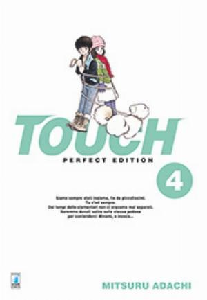 TOUCH PERFECT EDITION n.4