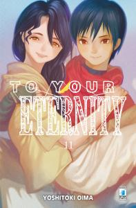 TO YOUR ETERNITY n.11