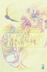 TO YOUR ETERNITY n.12