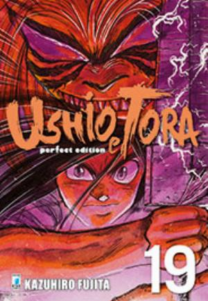 USHIO E TORA PERFECT EDITION n.19