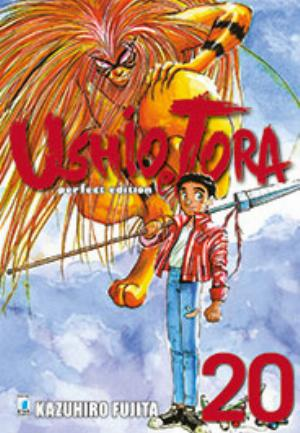 USHIO E TORA PERFECT EDITION n.20