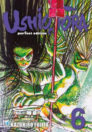 USHIO E TORA PERFECT EDITION n.6