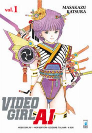 VIDEO GIRL AI - NEW EDITION n.1