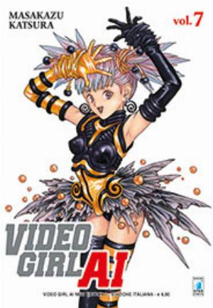 VIDEO GIRL AI - NEW EDITION n.7