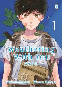WEATHERING WITH YOU n.1