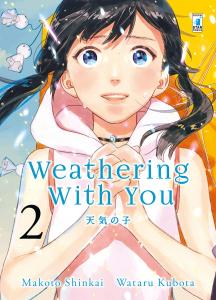 WEATHERING WITH YOU n.2