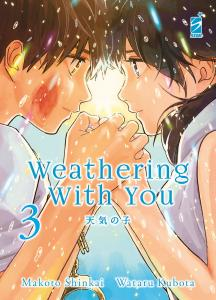 WEATHERING WITH YOU n.3