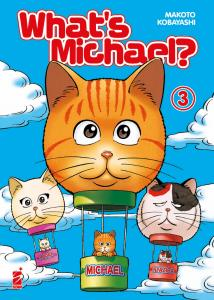 WHAT'S MICHAEL? MIAO EDITION n.3