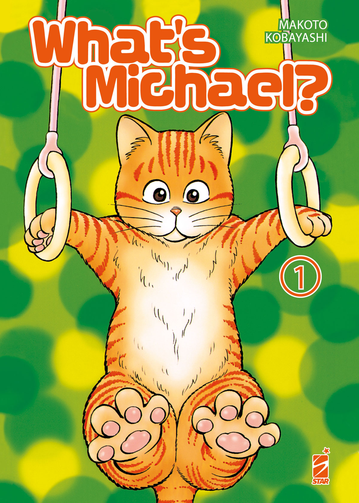 WHAT'S MICHAEL? MIAO EDITION n. 1