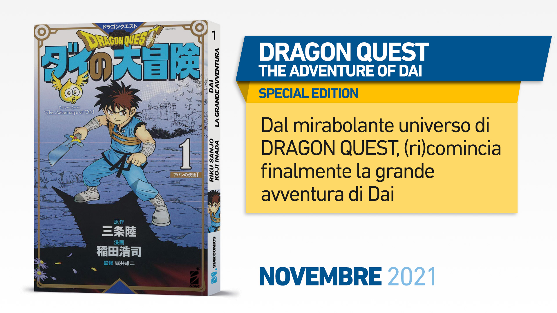 DRAGON QUEST – THE ADVENTURE OF DAI – SPECIAL EDITION